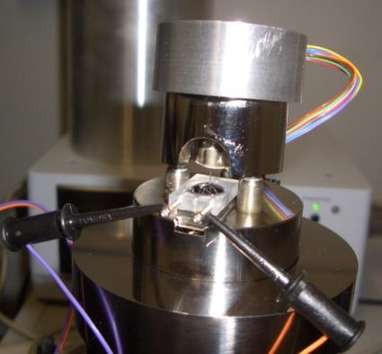 電気化学走査トンネル顕微鏡