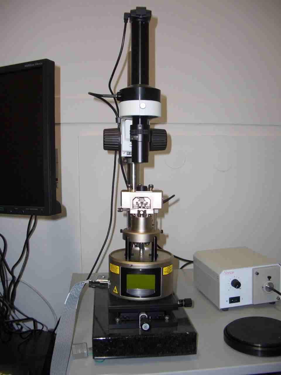 走査プローブ顕微鏡